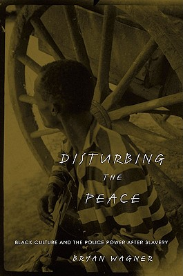 Disturbing the Peace By Wagner, Bryan