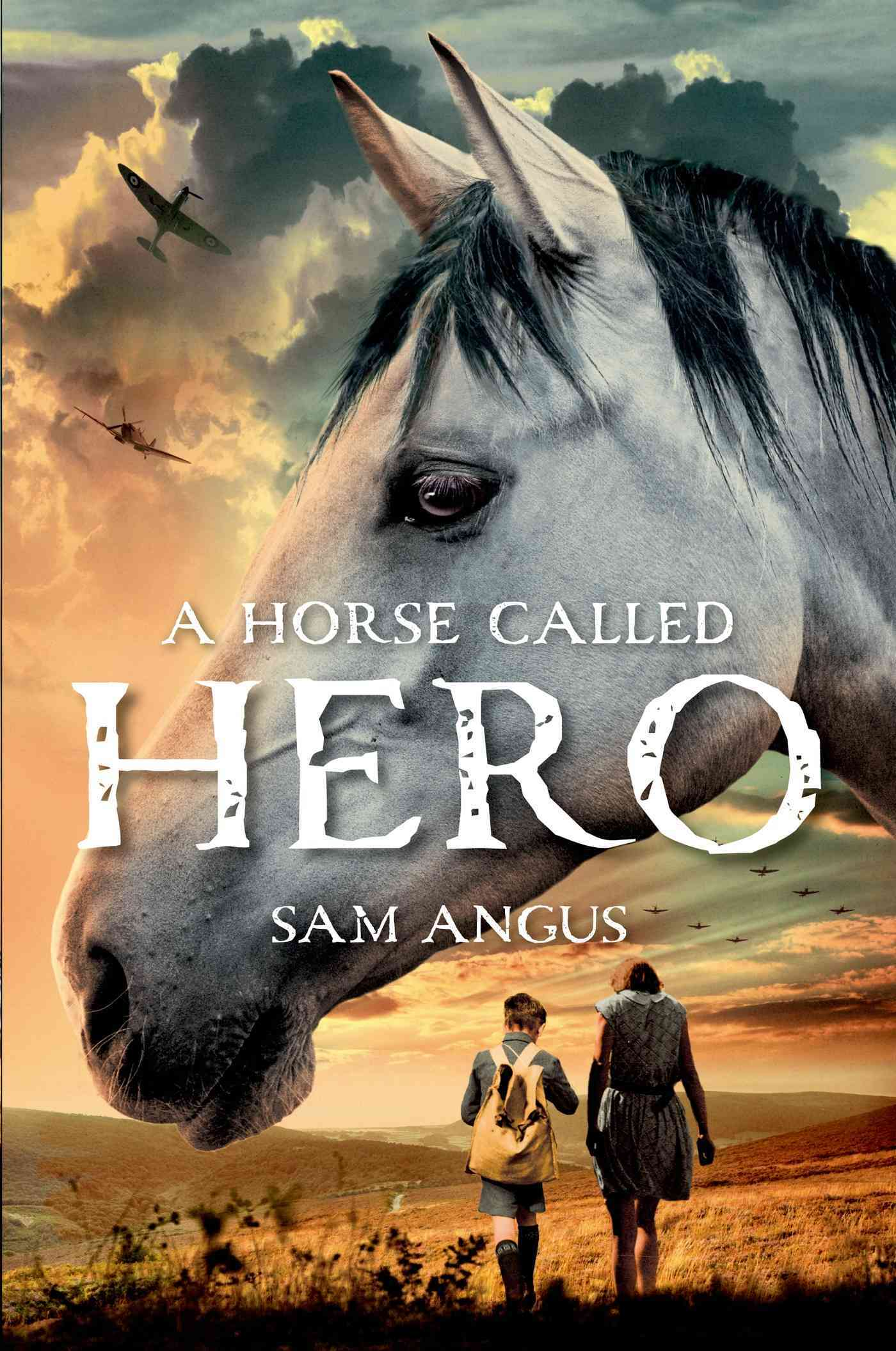 A Horse Called Hero By Angus, Sam